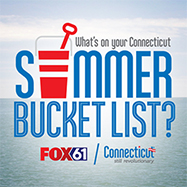 CT Summer Bucket List logo
