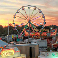 Connecticut country fair