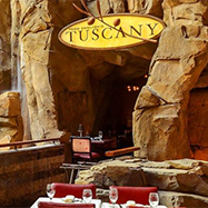 Todd English's Tuscany at Mohegan Sun