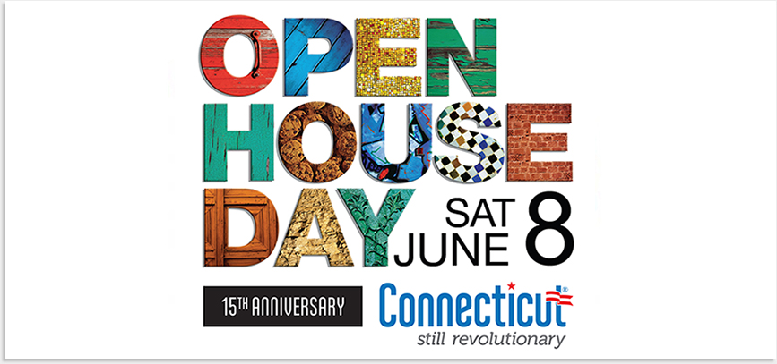 Connecticut Open House Day - June 8th
