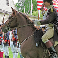 Webb-Deane-Stevens Revolutionary Reinactment