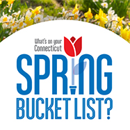 Connecticut Spring Bucket List