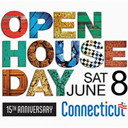 Connecticut Open House Day: June 8, 2019
