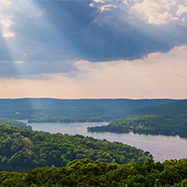 Lake Waramaug State Park, New Preston