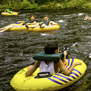 Tubing the Farmington River