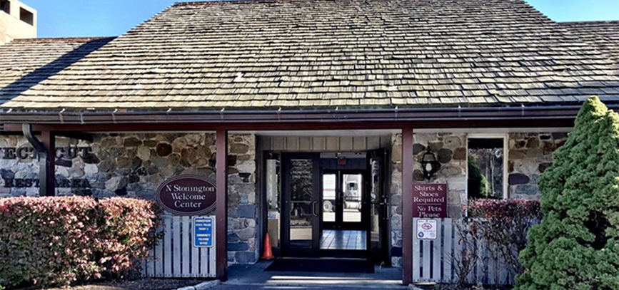 Connecticut Welcome Centers - North Stonington