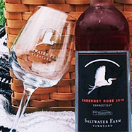 Sipping your Way Through Mystic Country - Saltwater Farm